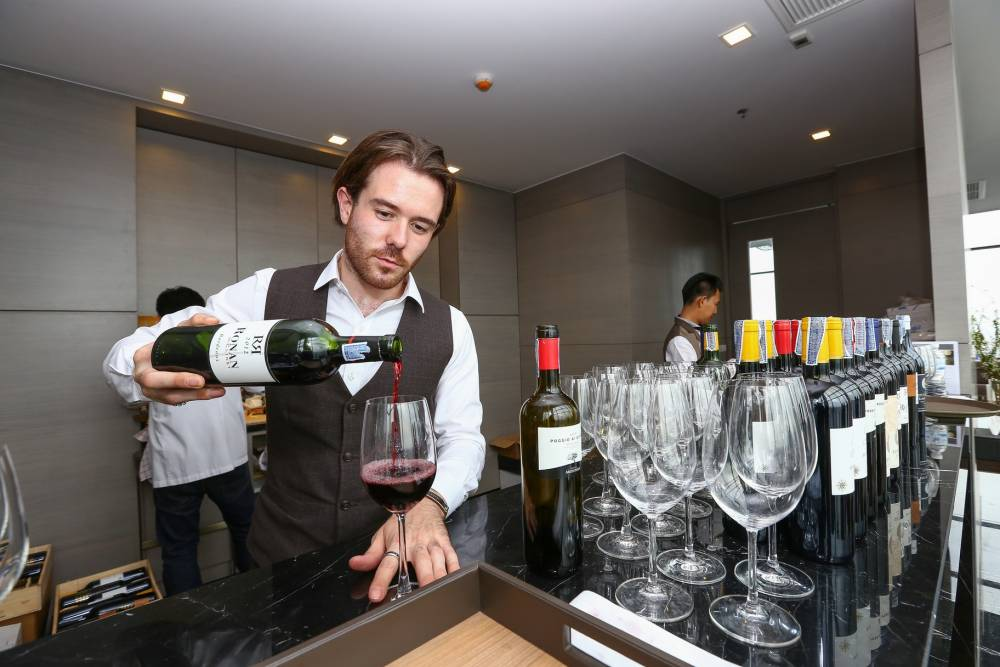 Wine Tasting Party @ The Highest Sky Lounge 28 – 29 November 2015